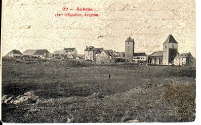 FRANCE - 12 - AUBRAC CPA