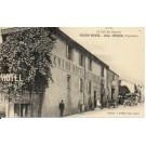FRANCE - 34 - LE CAYLAR CPA GRAND HOTEL DU LARZAC